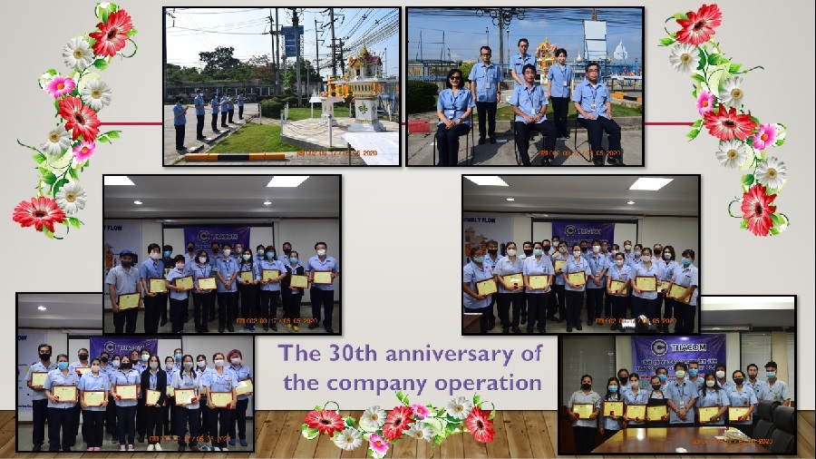 30th THACOM Anniversary Operations